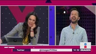 Luis Miguel agrede a sonidista durante un concierto   Noticias con Yuriria Sierra thumbnail