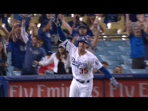 Dodgers' Top Five plays of the first half