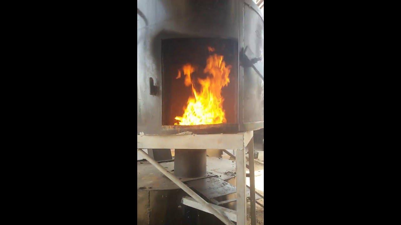 100 Des Besoins énergétiques Par Un Four à Pyrolyse H2cp Anacarde