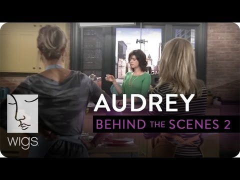 Do it faster, quicker, and better  Behind the s of Audrey  Featuring Betty Thomas  WIGS
