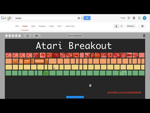 Google Images | Atari Breakout Game