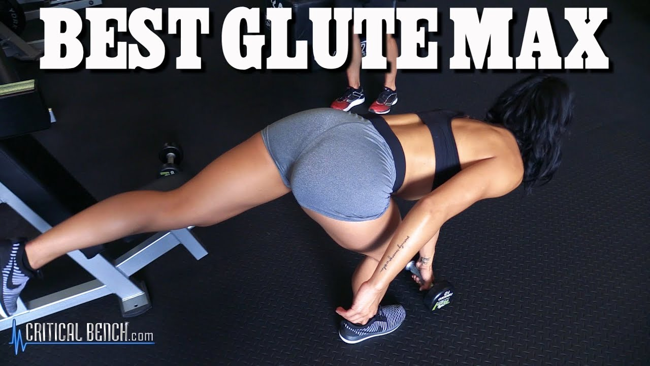 12 Gluteus Maximus Exercises for ISOLATING Your Glute Muscles - YouTube