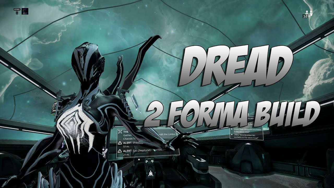 Dread Build Warframe