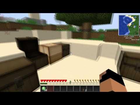 Minecraft - Tapete voador