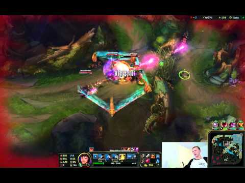 Arty Plays League Of Legends Live & Talks Music