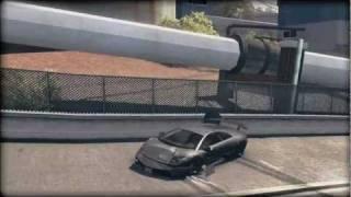 Driver: San Francisco   Lamborghini Gameplay   Xbox 360