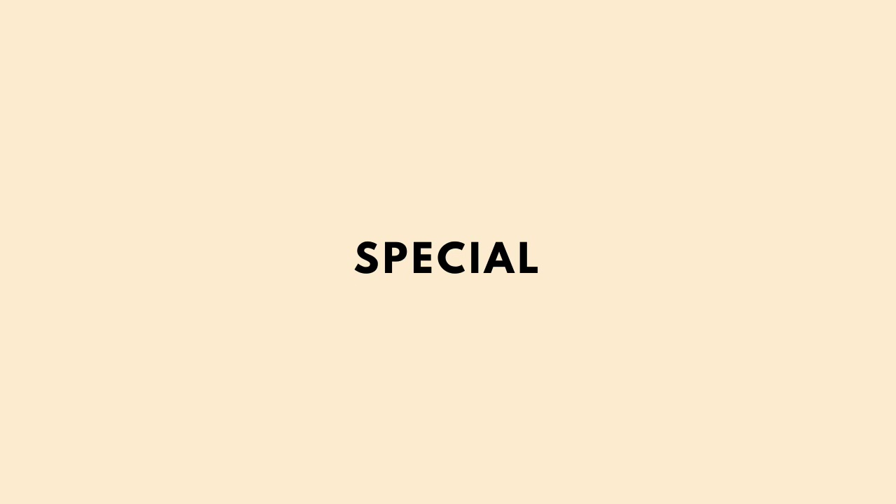 "R&B West Coast Instrumental - ""Special"""