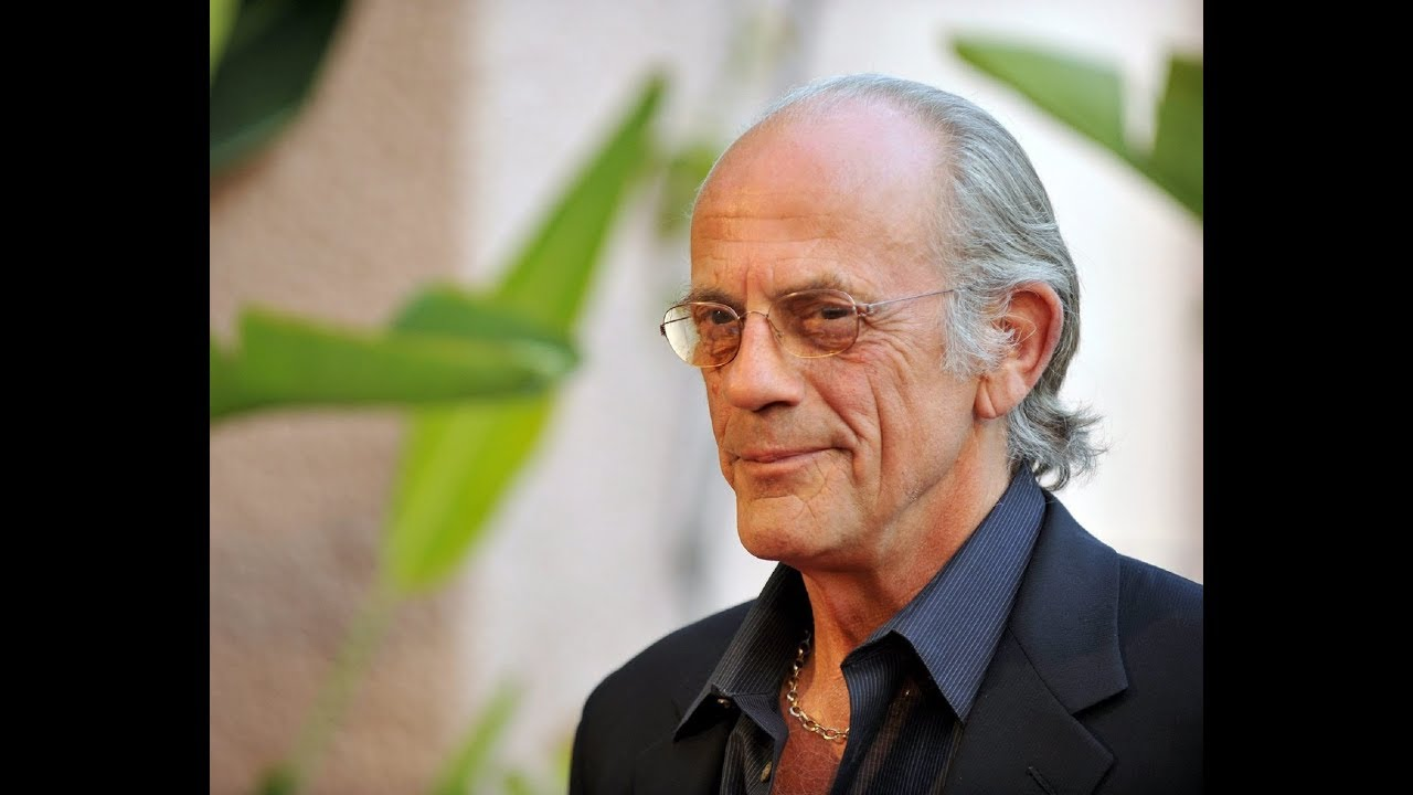 Christopher Lloyd actor - YouTube
