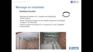 Praktische aanbevelingen bij de installatie van een ventilatiesysteem D van Lindab 2 ws installateur