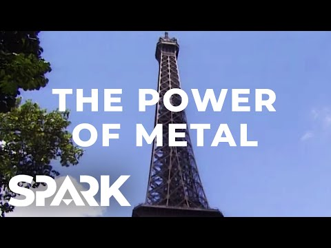 How Did They Build That: Iron And Steel (Full Engineering Documentary) | Spark
