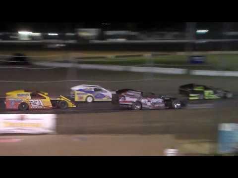 Jamestown Speedway IMCA Modified A-Main (5/21/16)
