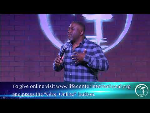 Pastor Hamani Fisher - The Tight Place, That Awakens The Destiny Within
