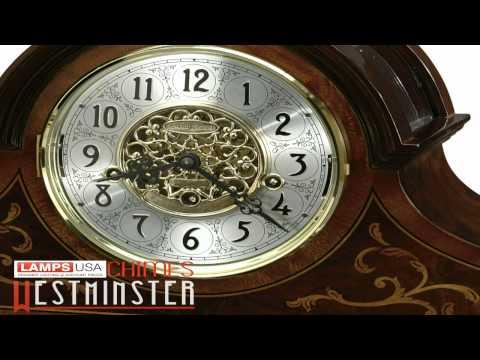 Howard Miller Bradley Mantel Clock 630 260