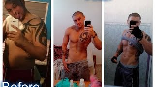 mi transformacin de 6 meses   my 6 month transformation