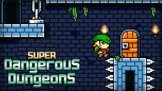 Super Dangerous Dungeons - Jussi Simpanen Level 15-19 Walkthrough