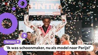 Marcus over het winnen van Holland's Next Top Model