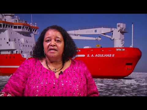 Minister Molewa on South Africa's Maritime Transport policy