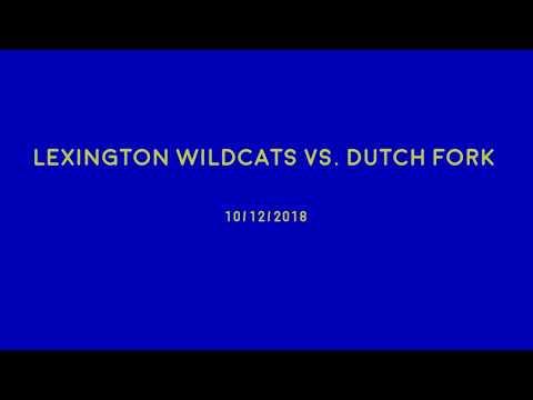 2018  Lexington HS vs. Dutch Fork