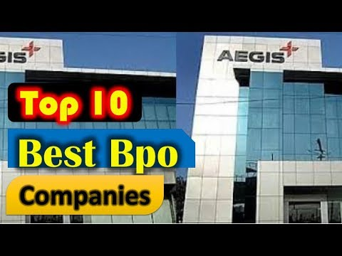 Top 10 Best Bpo Companies in India 2018