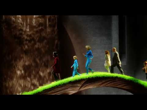 Charlie and the Chocolate Factory trailers
