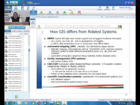 03  GIS Concepts and Spatial Database for Urban Planning
