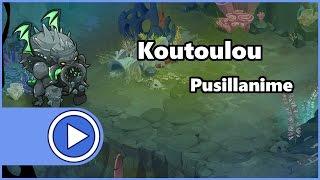Dofus - Dj Koutoulou à 5 + succes Pusillanime