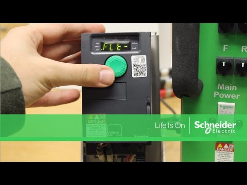 Configuring Fault Reset Functionality on Altivar 320 Drives   Schneider  Electric Support