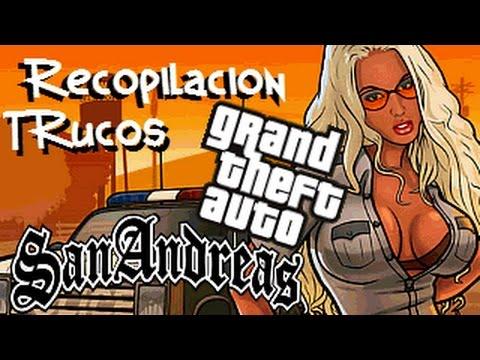 Recopilacion De Trucos Gta San Andreas Xbox Hd