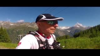 Film Marathon du Mont Blanc  2015
