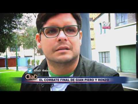 El Combate Final de Gian Piero Diaz y Renzo Schuller