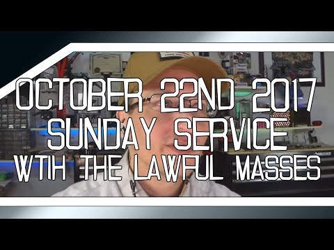 When is it copyrighted? When can you sue? LAWFUL MASSES Sunday Show