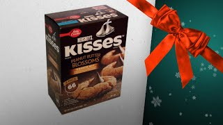 Top 10 Peanut Butter Blossoms We Love / Countdown To Christmas 2018! | Christmas Gift Guide