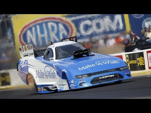 Tommy Johnson Jr. gets the Wally in dramatic fashion