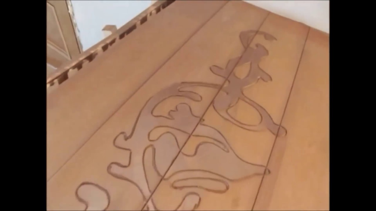 Шаблон для врезки петель и замков по типу УФК-3 - YouTube