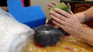 Какой фильтрующий материал лучше применять в аквариумном фильтре