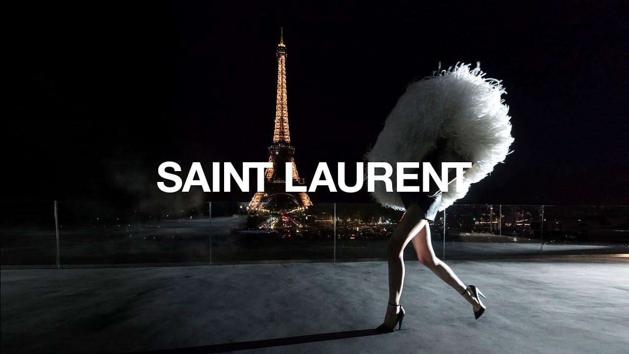 Saint laurent summer 18 collection youtube for Bureau yves saint laurent