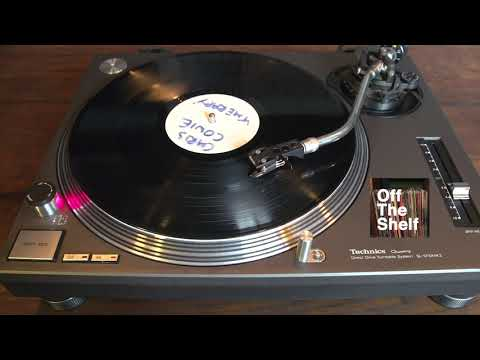 Chris Cowie - Therapy (One) (A Side) Bellboy Records White Label