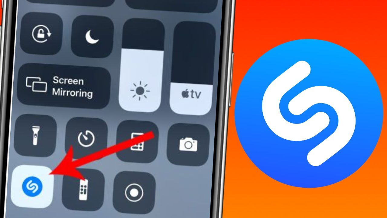 Download How to add Shazam to Control Center   iOS 14