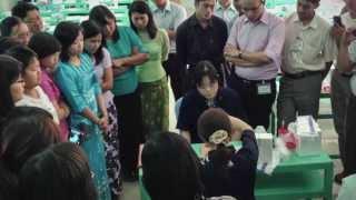 Japanese team embrace anti-doping education
