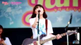 「たんこぶちん」 ボーカル・ギター:MADOKA リードギター:YU...