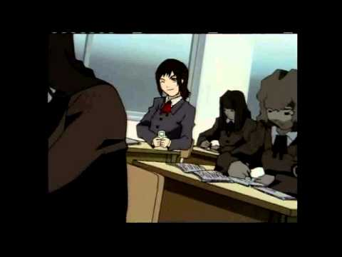 Serial Experiment Lain - Folge 11 - Infornography [German DUB]