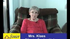 Santa Barbara in home Care--A Sastisfied Senior Helper's Client