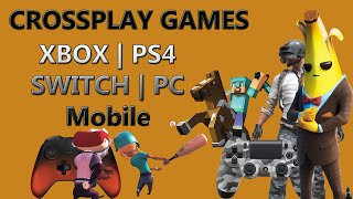 Crossplay Games Xbox One Vs Ps4