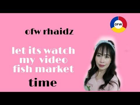 Fish  Market Time