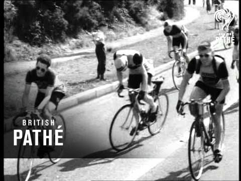 "Round-Britain Cycle-Race Aka ""Daily Express"" Tour De Britain (1952)"