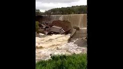 Saskatchewan Flood 2014 - Highway 16 near Elfros