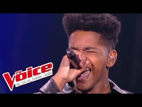Lisandro Cuxi et M Pokora - « Cry Me A River » | The Voice France 2017 | Live