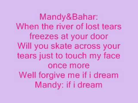mandy&bahar - washes over me karaoke