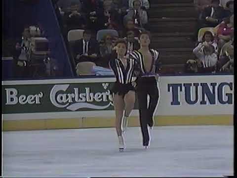 Susan Wynne & Joseph Druar USA - 1987 World Championships FD
