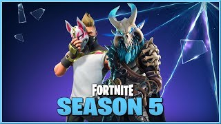 FORTNITE : Season 5 - BATTLE PASS INTRODUCTION & OVERVIEW (Switch. PC, PS4 & XB1) HD